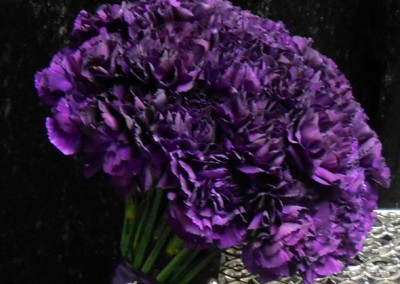 Purple Wedding Bouquets 5