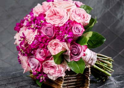 Pink Wedding Bouquets 8