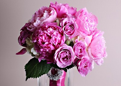 Pink Wedding Bouquets 6