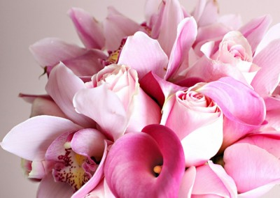 Pink Wedding Bouquets 5