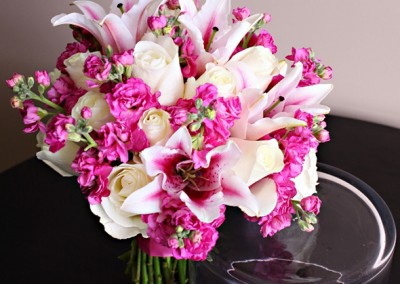 Pink Wedding Bouquets 4
