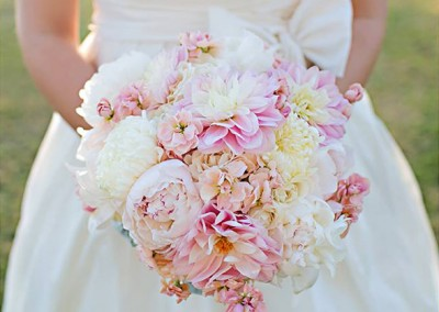 Pink Wedding Bouquets 1